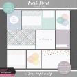 Fresh Start Journal Cards