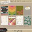 Bright Days Filler Journal Card Kit