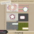 Bright Days Title Cards Kit
