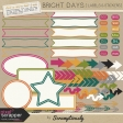 Bright Days Stickers & Labels Kit