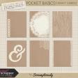 Pocket Basics Kraft Journal Cards