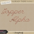 Already There Copper Wire Alpha
