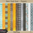Best Dad Ever - Papers Kit