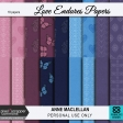 Love Endures Papers Kit