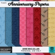 Anniversary Papers Kit
