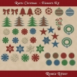 Rustic Christmas - Elements Kit