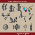 Christmas Gingham Plaid Add-On Kit