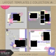 Layout Templates - Collection 1