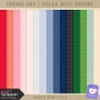 Spring Day - Polka Dots Papers