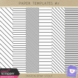 Paper templates #7