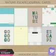 Nature Escape - Journal Cards