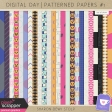 Digital Day - Patterned Papers #1