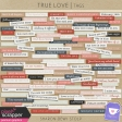 True Love - Tags