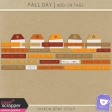 Fall Day - Add-On Tags