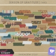Season of Gratitude - Tapes