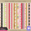 Mom's Home - Patterned Papers