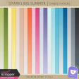 Sparkling Summer - Ombre Papers
