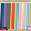 Sparkling Summer - Gradient Papers