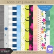 Good Day - Painted Papers