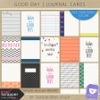 Good Day - Journal Cards