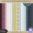 Bad Day - Patterned Papers #2