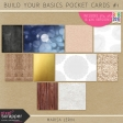 Build Your Basics: Pocket Cards #1