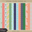 Spring Fever Papers Kit #1