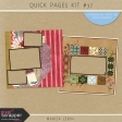 Quick Pages Kit #37