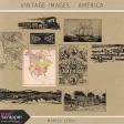 Vintage Images Kit - America