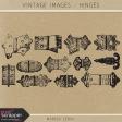 Vintage Images Kit - Hinges