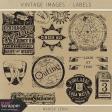 Vintage Images Kit - Labels #1