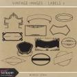 Vintage Images Kit - Labels #2
