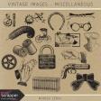 Vintage Images Kit - Miscellaneous #1