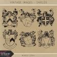 Vintage Images Kit - Shields