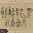 Vintage Images Kit - Girls
