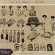 Vintage Images Kit - Women