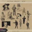 Vintage Images Kit - Men
