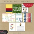 Picnic Day Pocket Cards Kit
