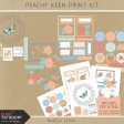 Peachy Keen Print Kit