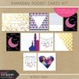 Ramadan Pocket Cards Kit