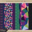 Ramadan Papers Kit #2