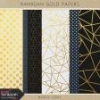 Ramadan Gold Papers Kit