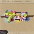 Blue Skies & Lemonade Elements Kit