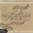 Blue Skies & Lemonade Doodles Kit