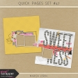 Quick Pages Kit #47