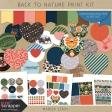 Back to Nature Print Kit