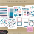 Summer Day Print Kit