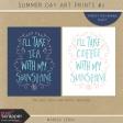 Summer Day Art Prints Kit #2