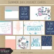 Summer Day Pocket Cards Kit