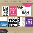 Sports Pocket Cards Kit #2
